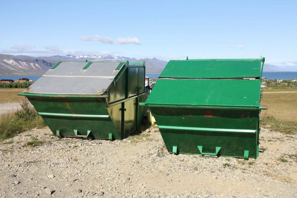 permanent dumpster for rent