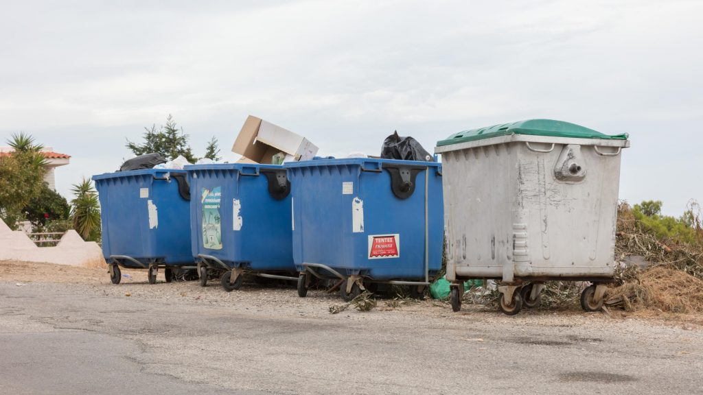 local dumpster rental services