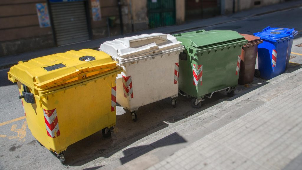 junk removal dumpsters for rent